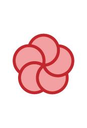 Illustratorでねじり梅を作る– 和素材作り -