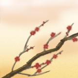 Photoshopで5分で梅を描いてみましたメイキング