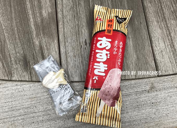 井村屋あずきバー