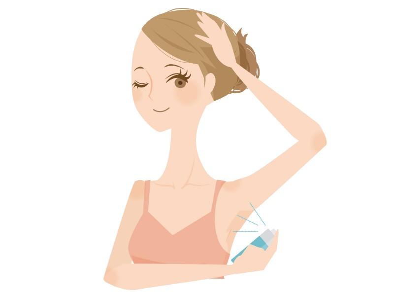 制汗剤おすすめの選び方!ワキ汗には制汗重視か臭い重視か?