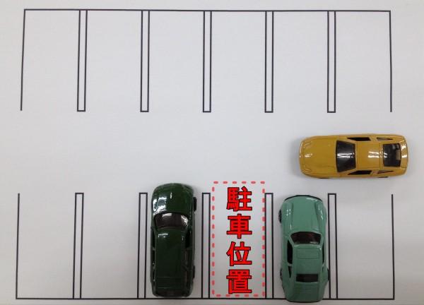コツ 駐車