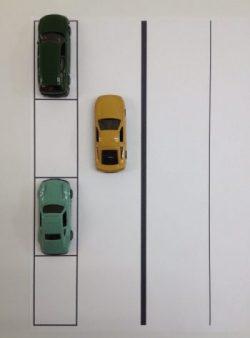 縦列駐車1