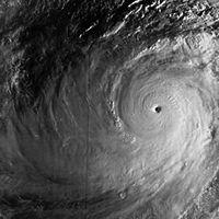 昭和54年台風20号画像