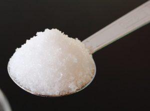 1日の塩分摂取量6g