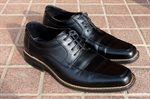 外羽根の靴