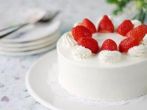 ショートケーキ いちご 代用