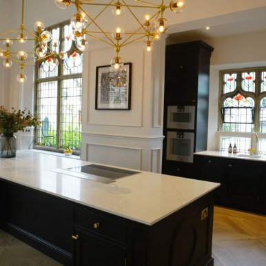 Kitchen Design - Church Conversion - Lytham St Annes - by Iroko Designs - 3