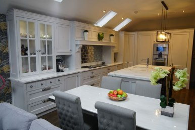 Kitchen Design - Lytham House - Lytham St Annes - by Iroko Designs - 26