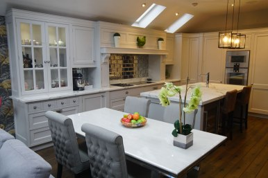 Kitchen Design - Lytham House - Lytham St Annes - by Iroko Designs - 28
