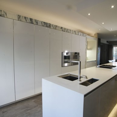 Kitchen Design - St Pauls Road - Lytham St Annes - by Iroko Designs - 17