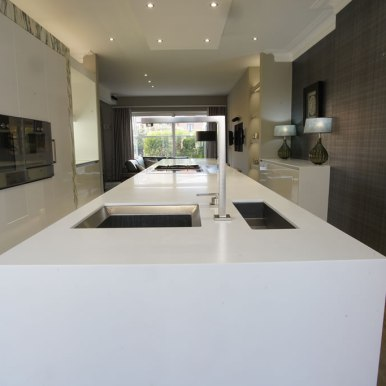 Kitchen Design - St Pauls Road - Lytham St Annes - by Iroko Designs - 22