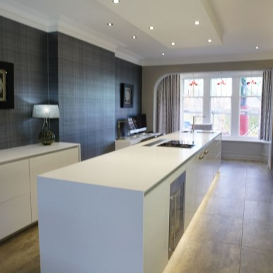 Kitchen Design - St Pauls Road - Lytham St Annes - by Iroko Designs - 3