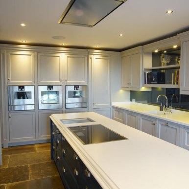 Kitchen Design - St Thomas Road - Lytham St Annes - by Iroko Designs 6