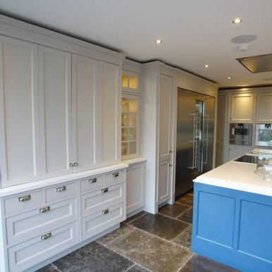 Kitchen Design - St Thomas Road - Lytham St Annes - by Iroko Designs 9