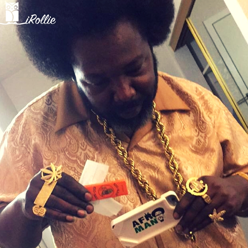 Afroman Phone Case