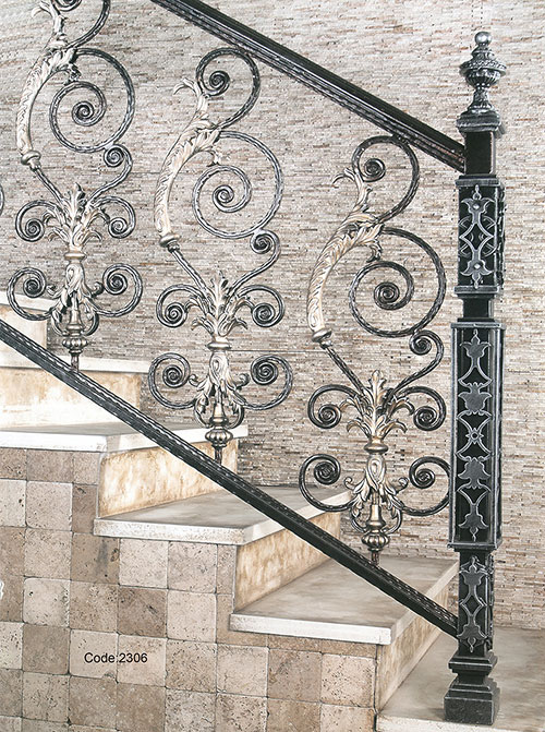 Staircase Grill Designs Photo Gallery