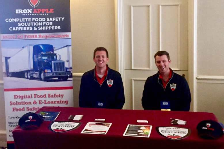 Iron Apple Florida Trucking Association Presentation
