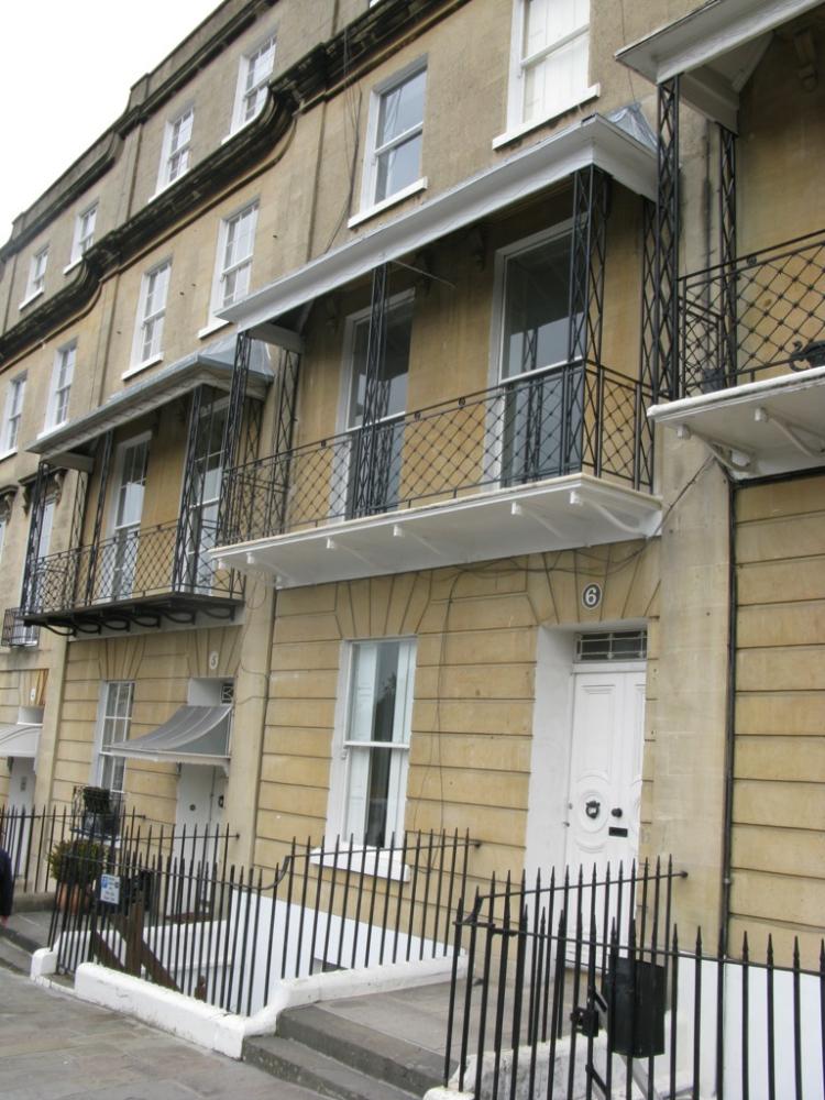Balconies And Balconettes Ironart Of Bath