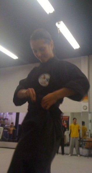 Art Black Belt