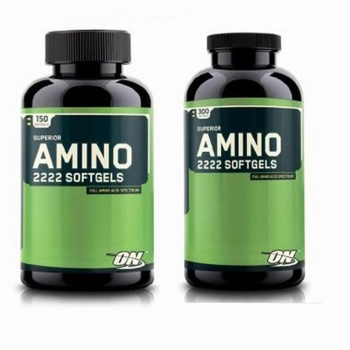 4348Optimum Nutrition Superior Amino 2222