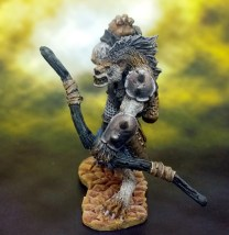 14 Gnoll Ranger FINISHED LEFT SIDE small
