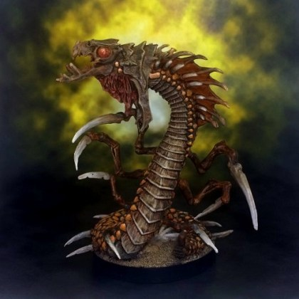 1 Frost Wyrm FRONT
