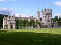 Balmoral castle wedding ceilidh
