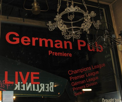 German Pub