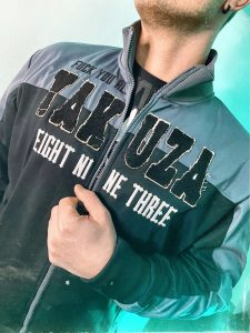 YAKUZA FYA Trainingsjacke