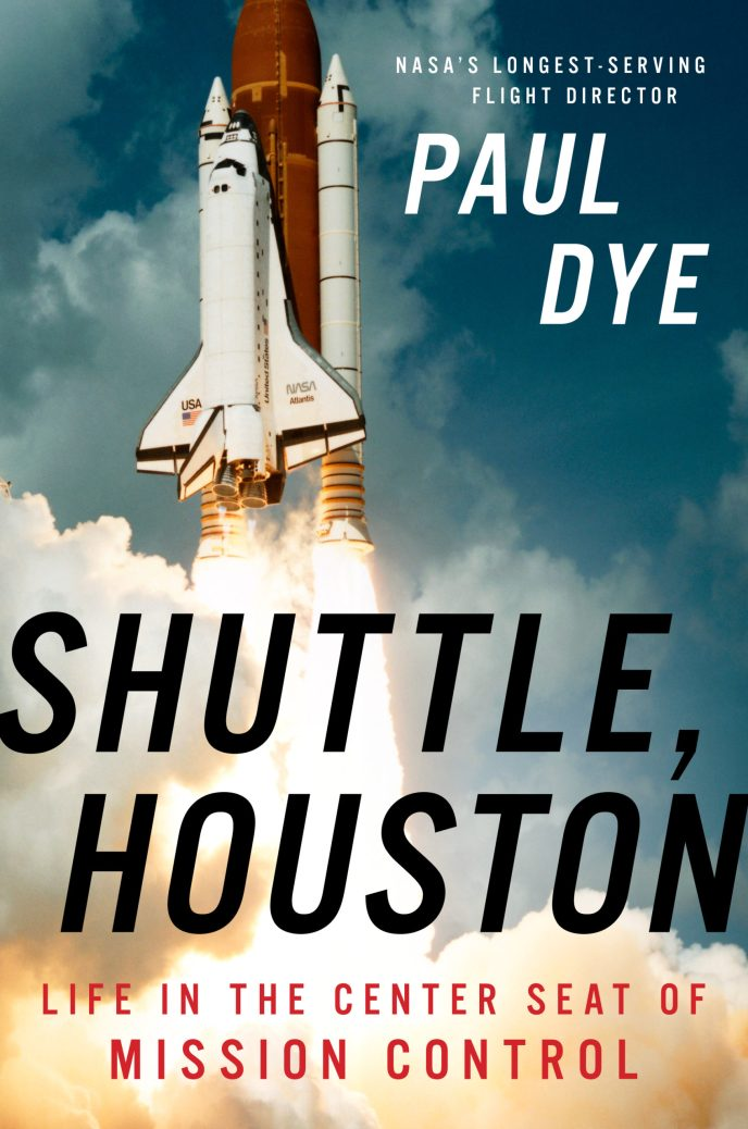 Ironflight's book, Shuttle, Houston: Life in the Center Seat of Mission Control