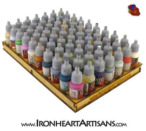 dropper bottle tray