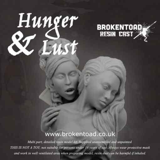 Hunger & Lust