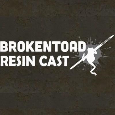 Resin Cast