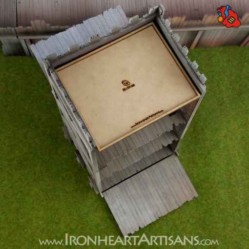 Rolling Siege Towers for Kings of War