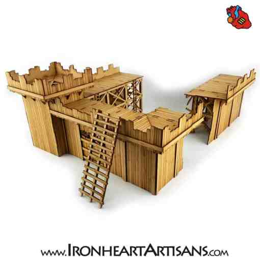 Siege Ladders for Kings of War