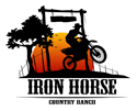 Iron Horse Country Ranch Logo