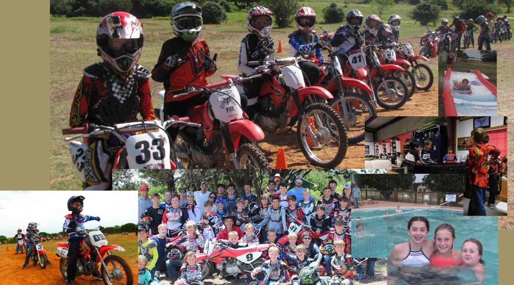summer motorcycle camp