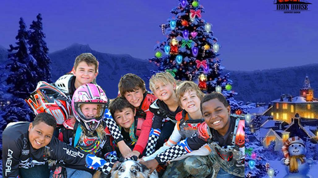 Kids Summer Dirt Bike Camp Christmas