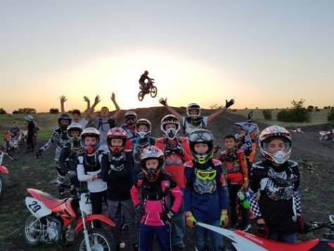 Summer Camp Motorcycle Lessons for Kids