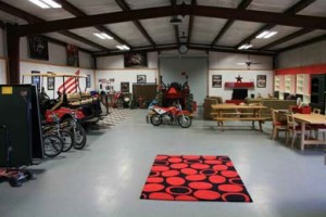 REcreation Center at motocorss summer camp