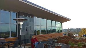 Iron Hub Winery New Tasting Room and Patio