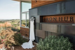 Iron Hub Wedding Dress