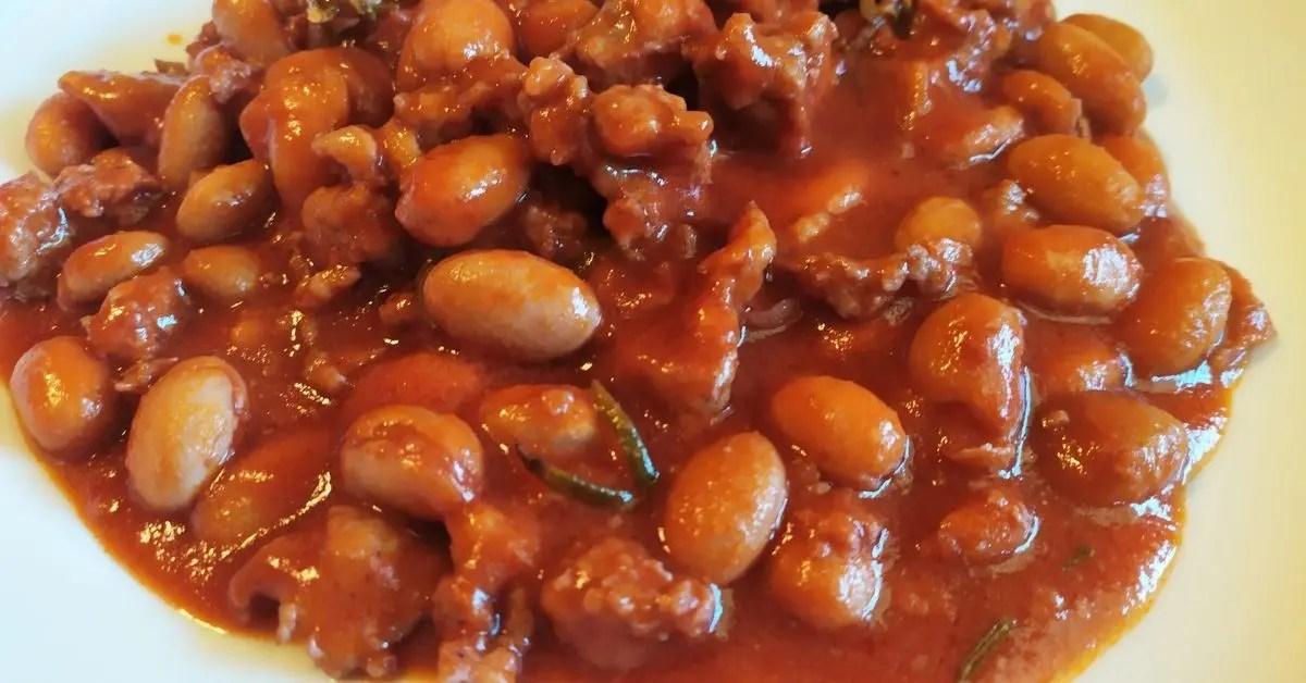 Santa Maria Beans
