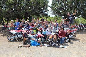 Summer Camp for children - motocross camp in Austin Texas