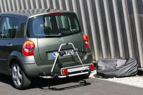 Renault Modus mit Velofix