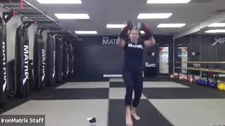 11.25.20 Kickboxing w/Patti