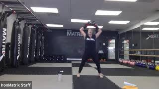 12.09.20 KickboxingXP w/Patti