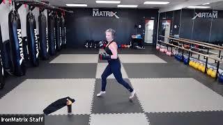 12.16.20 Kickboxing w/Patti