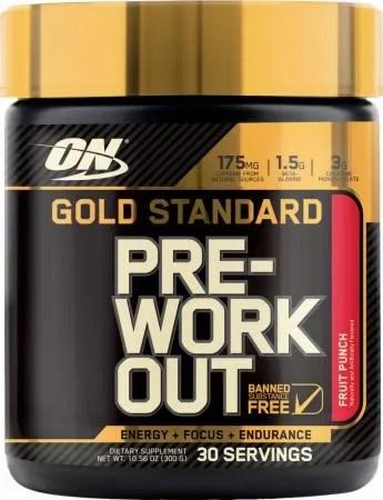 Iron Paradise Fitness Optimum Nutrition
