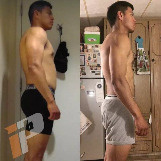 Is A Calorie Deficit All That Matters? Iron Paradise Fitness Jose Body Transformation Case Study
